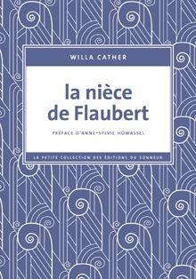 La niece de Flaubert, Willa Cather