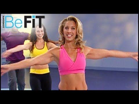 Fat-Burning Cardio Dance Workout: Jazz & Pop- Denise Austin