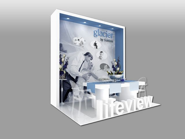 Simple Exhibition Stand Ideas : Best images about exhibit booth on pinterest behance