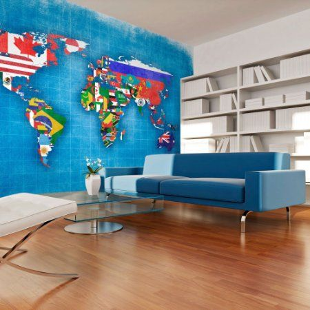 20 best Tapeten images on Pinterest Wall papers, Wallpaper and - amazon wandbilder wohnzimmer