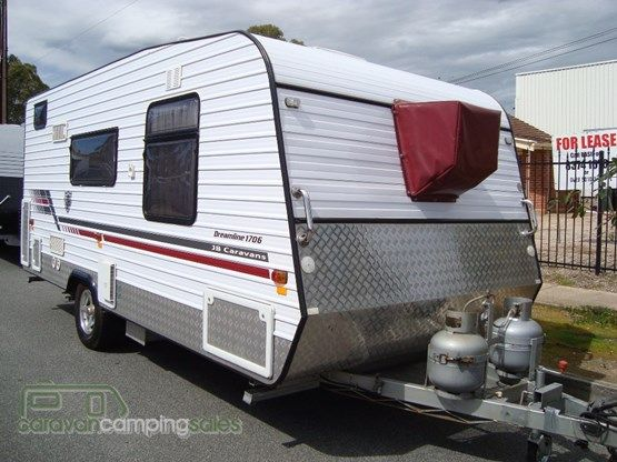 2012 JB Caravans Dreamline 1706 ****** REDUCED ****** $38430.00