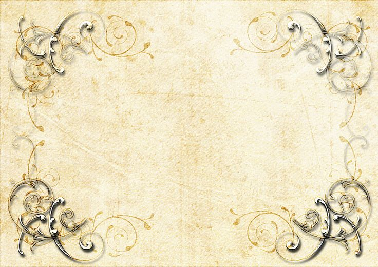 antique scroll backgrounds - photo #10