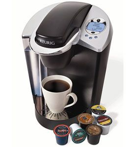 Single Cup Coffee Maker - Keurig Special Edition! Yup I got it today as a wedding present and it is amazing!