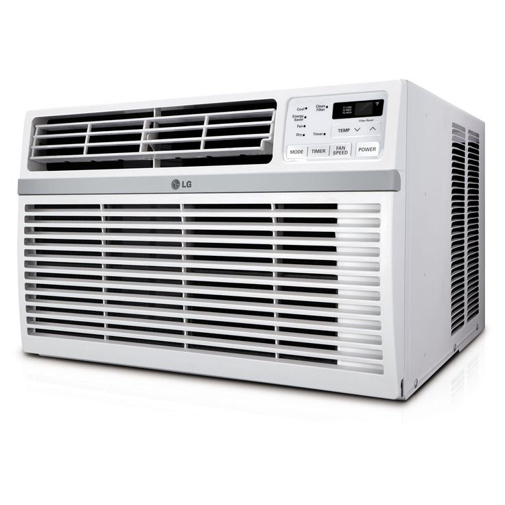 LG 18000 BTU 230V Window-Mounted Air Conditioner - LW1816ER
