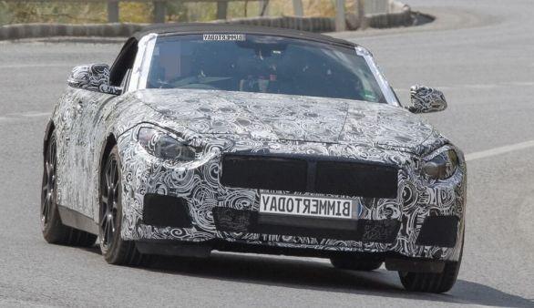 2019 BMW Z4 Design