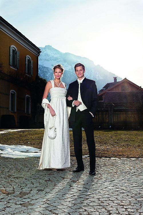 Hochzeit in Tracht, Trachtenhochzeit bei TRACHT.heute, Hochzeitsdirndl, Brautkleider