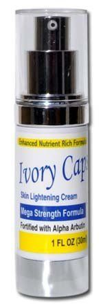Ivory Caps Skin Whitening Lightening Support Cream Pack of 1 *** You can get additional details at the image link.