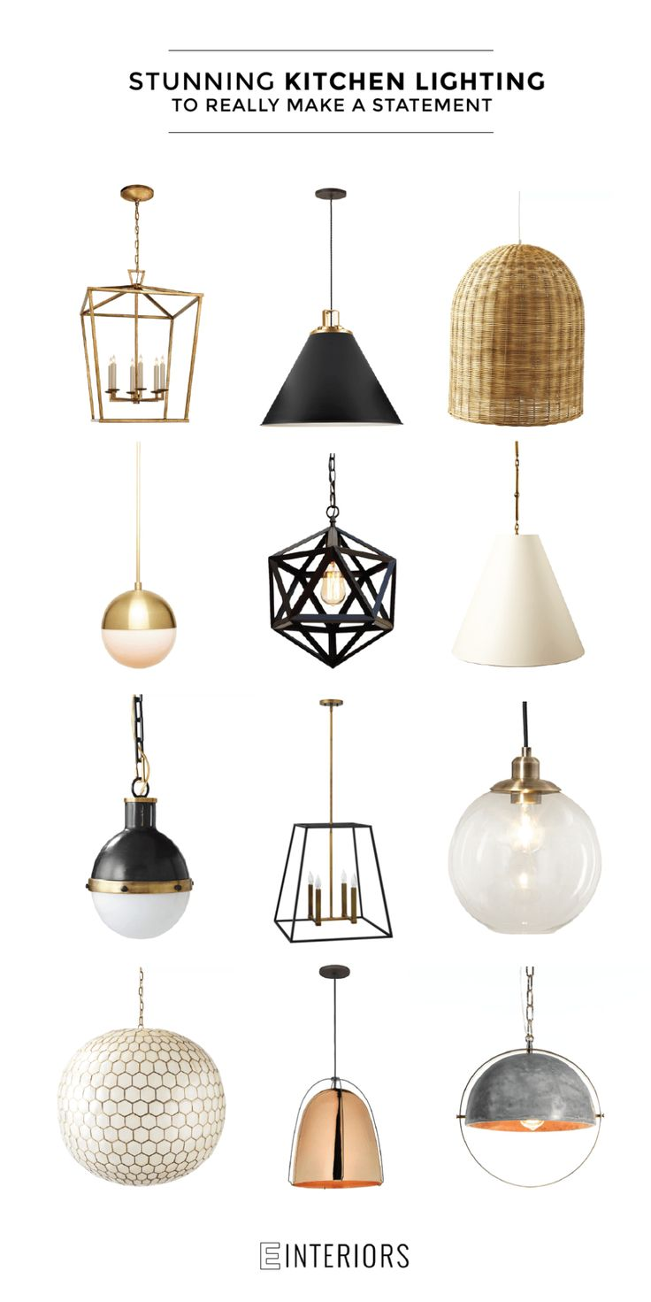 Good STUNNING KITCHEN LIGHTING Make An Impact In Your Kitchen With Any Of These  Beautiful Pendant Lights Part 32