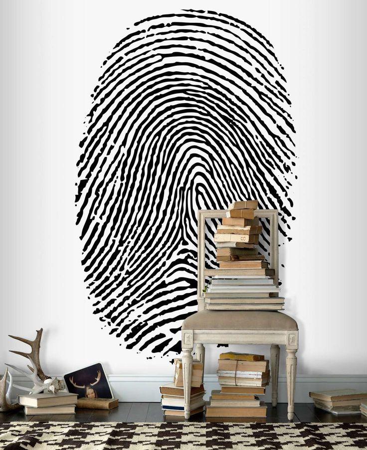 Fingeravtrykk tapet