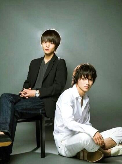 "Masataka Kubota x Kento Yamazaki [Trailer, Ep.3] https://www.youtube.com/watch?v=_438pfBQvK8 J drama series ""Death Note""."