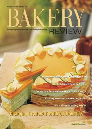 Bakery Review (Aug-Sep 2016)