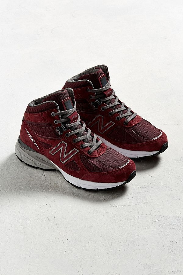 Slide View: 2: New Balance 990 Mid Sneaker