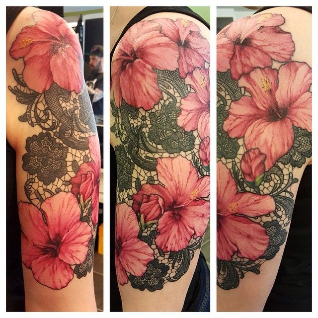 Veera Moberg, Takomo Custom Tattoo, Tampere, Finland.