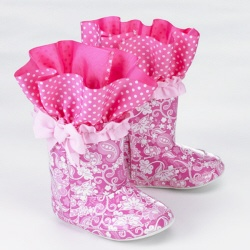 The cutest rain boots you'll ever see