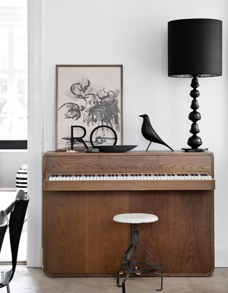 Black and white home - Copenhagen - Hege in France