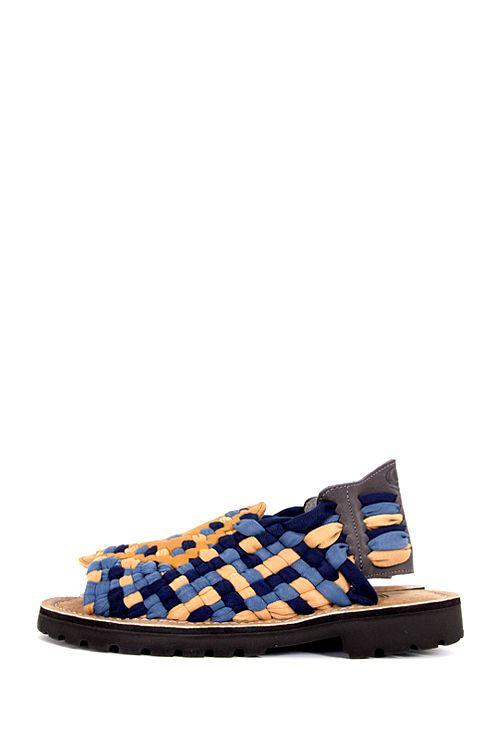 Chubasco : Aztec_ Juan sole (Slate blue)