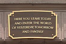 DISNEYLAND!!:  Memories Tablet, Walt Disney, Disney World, Happiest Places, Quote, Magic Kingdom, Disney Parks,  Plaque, Disneyland