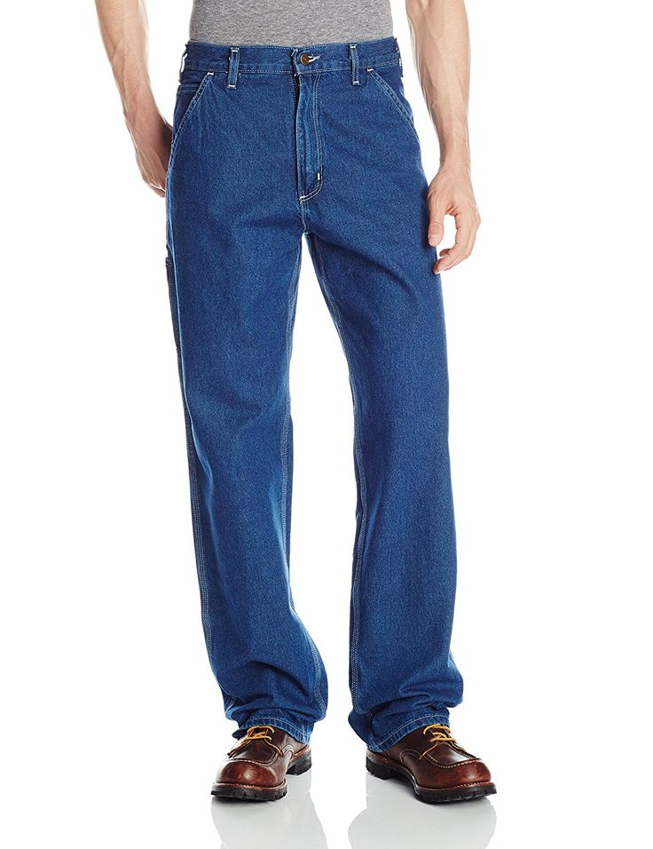 Carhartt Men's Washed Denim Original Fit Work Dungaree B13 *** Insider's special review you can't miss. Read more  : Carhartt Boots