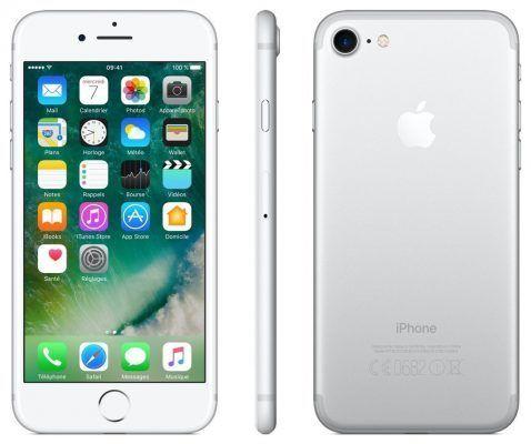 El iPhone 7 da un paso de gigante en todos y cada uno de los aspectos que hacen del iPhone algo único. Nuevo sistema avanzado de cámaras. El mejor rendimiento y la mayor autonomía que se han visto en un iPhone. Altavoces estéreo. Resistencia al agua y a las salpicaduras.1 Y la pantalla de iPhone más brillante y con más colores hasta la fecha. Es una belleza. Es una bestia. Es el 7.   #32gb #Apple #chollo #descuento #iphone 7 #oferta #SmartPhone