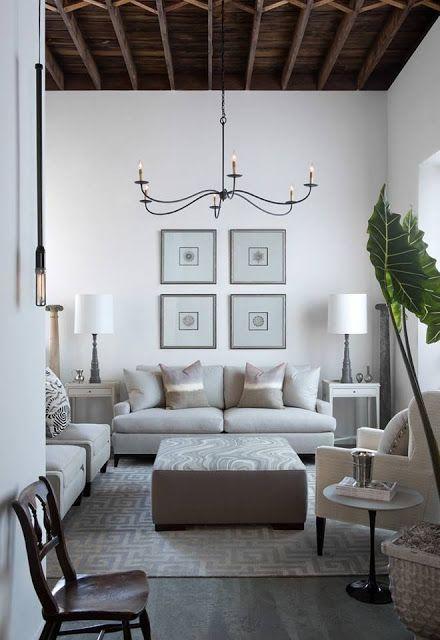 Die 856 besten Bilder zu Living Room auf Pinterest Neutrale - wohnzimmer blau wei grau