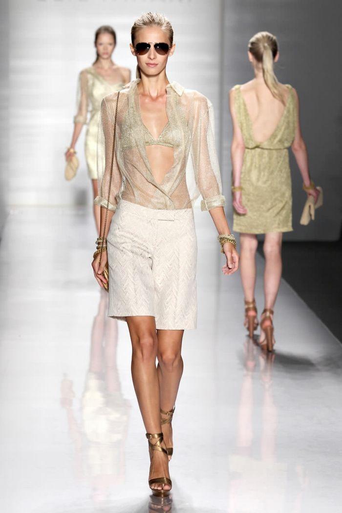 transperante kleidung durchsichtige kleider damentrends