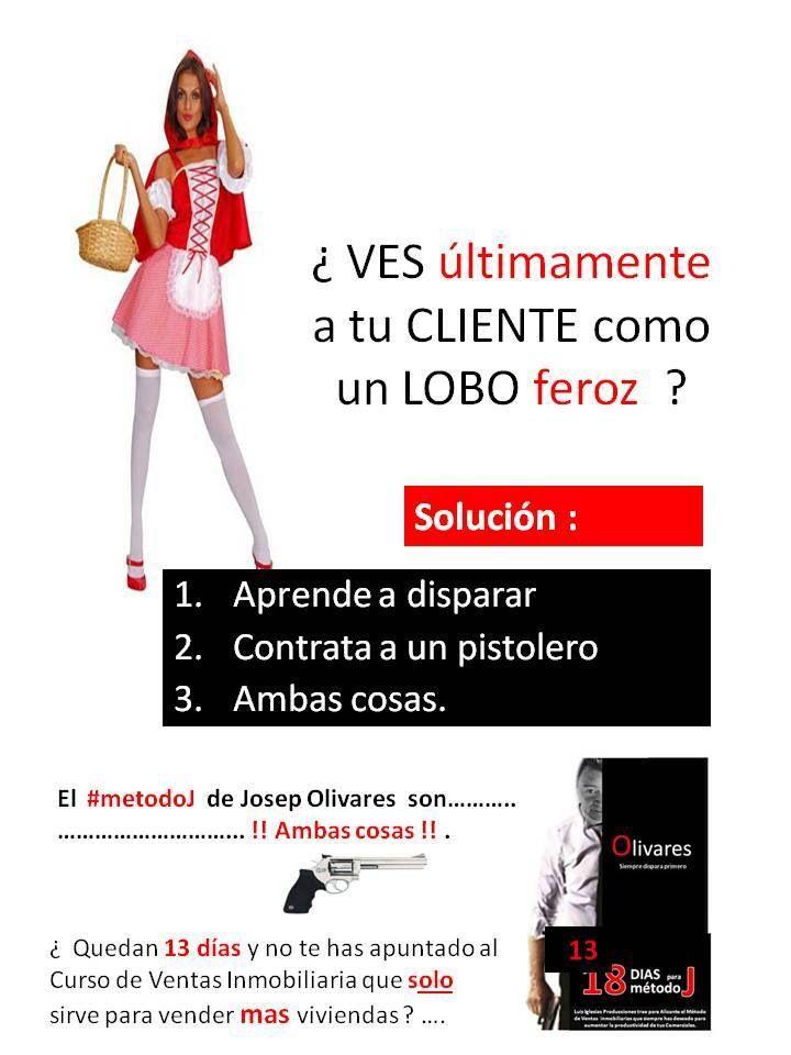 El Agente Inmobiliario de Torrevieja y Alicante ha tenido unos últimos años buenos para el negocio, aunque de estrés al limite.  El metodoJ te ayudara a recuperar baterías y a jugar con el proceso de ventas, mas que a sufrirlo.