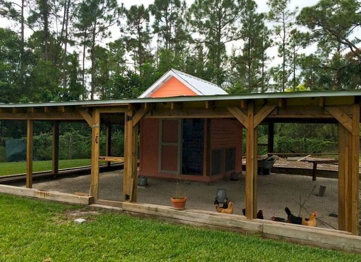 Diy inspiration 46 creative chicken coop ideas on a for Small chicken coop plans and designs ideas