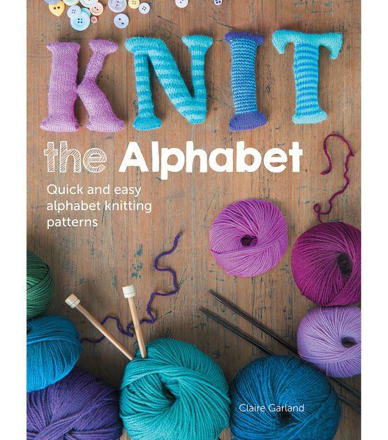 Knit The Alphabet