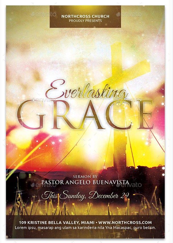 24 best Holy Spirit Flyer Templates images on Pinterest - church flyer template