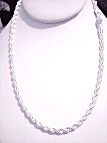 f43a75c67648fc mens-womens-4mm-diamond-cut-rope-chain-925-sterling-silver-18-20-22 -24-30-034