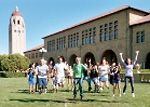 The OHS at Stanford. There's Therese!