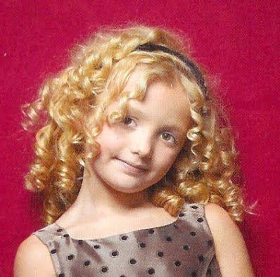 Curly Hair Styles Kids - Curly Hairstyles - Zimbio