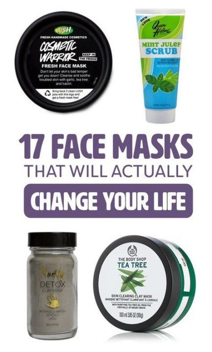 55 Ideas For Diy Face Mask For Blackheads And Acne Oily Skin