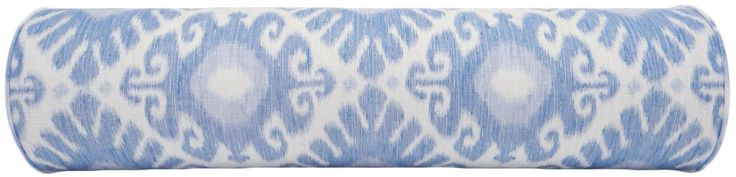 The Bolster :: East Hampton Ikat // Marine