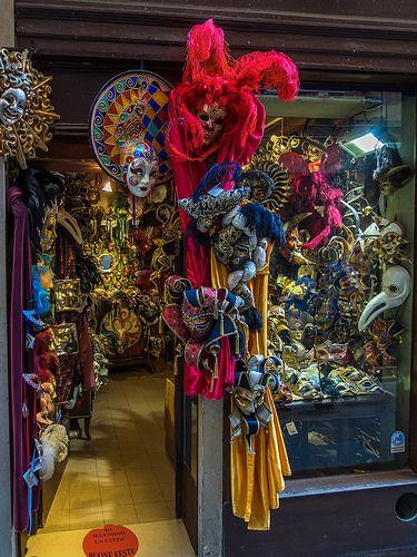 Carnival Mask Shop