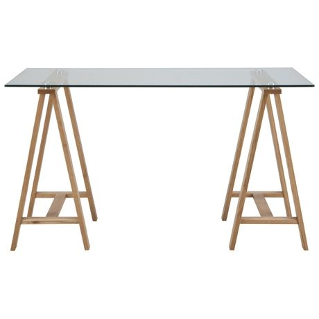 Archibald Desk 130x65cm | Freedom Furniture and Homewares