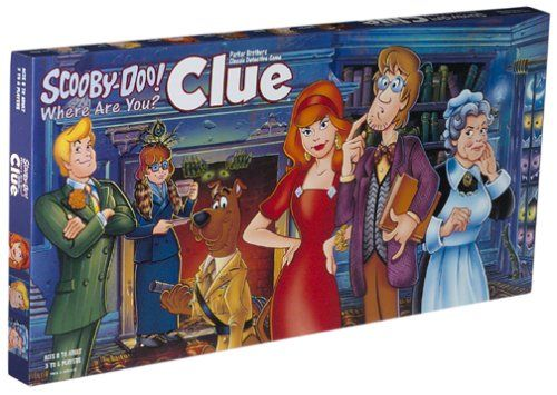 Scooby Doo Clue Board Game Parker Brothers,http://www.amazon.com/dp/B00005YVQD/ref=cm_sw_r_pi_dp_cffttb0X44GRYW1Y