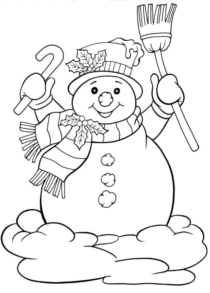 December Coloring Pages - Best Coloring Pages For Kids ...