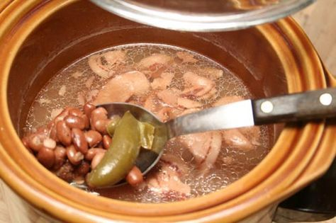 Pinto Bean Recipe: great for making refried beans