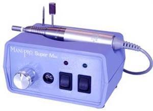 Mani-Pro Super Max Electric Nail File 220V Purple