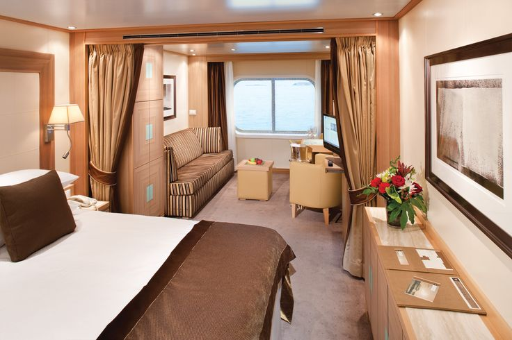 Seabourn - Ocean View Suite