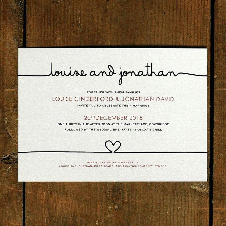 realtree wedding invitations%0A Scribble Handwriting Wedding Invitation Set on Luxury Card  Modern wedding  invites  Wedding invitations UK  Wedding invitations Australia