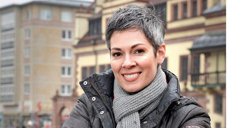Cheryl Shepard (50) - Zurück in Leipzig, aber nicht zurück zu IaF