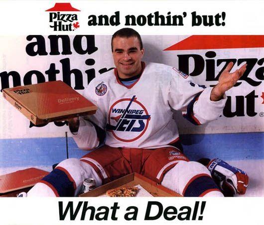 Tie Domi | Winnipeg Jets