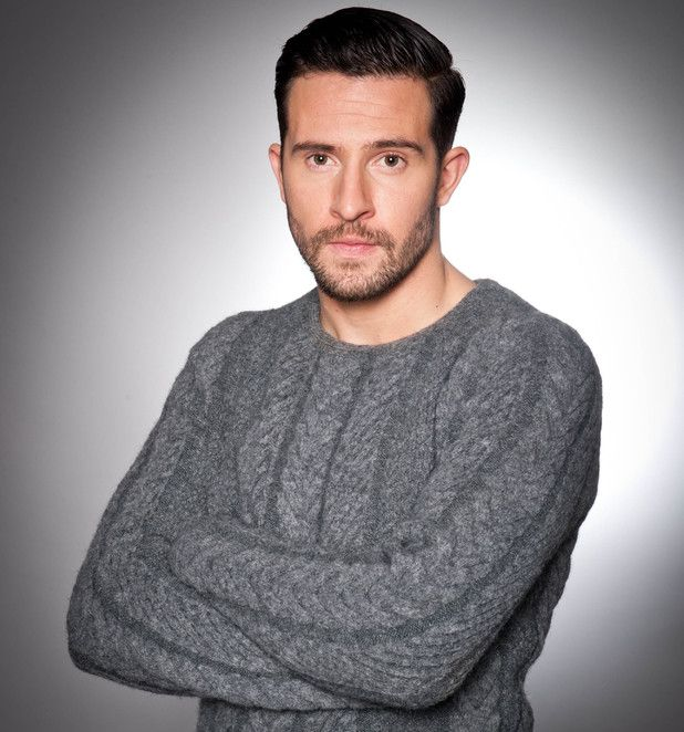 Michael Parr as Ross Barton in Emmerdale <3
