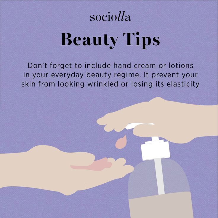 We need to give our body some TLC too. Don't forget to put on some body moisturizers after shower when the skin is still soft. Another important tips: wear lotions with SPF on the back of our hands because they are exposed to the sun most of the time. You don't want your hands to get spots and wrinkles before its time right, ladies?