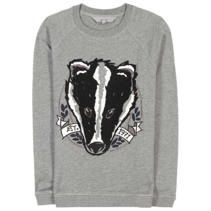 mytheresa.com - Badger sweatshirt - Luxury Fashion for Women / Designer clothing, shoes, bags