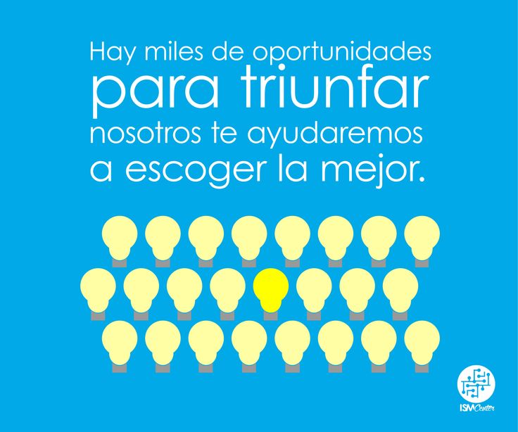 No pierdas esas oportunidades para triunfar #Ideas #MarketingDigital #DisenoWeb #SEO #Oportinidades