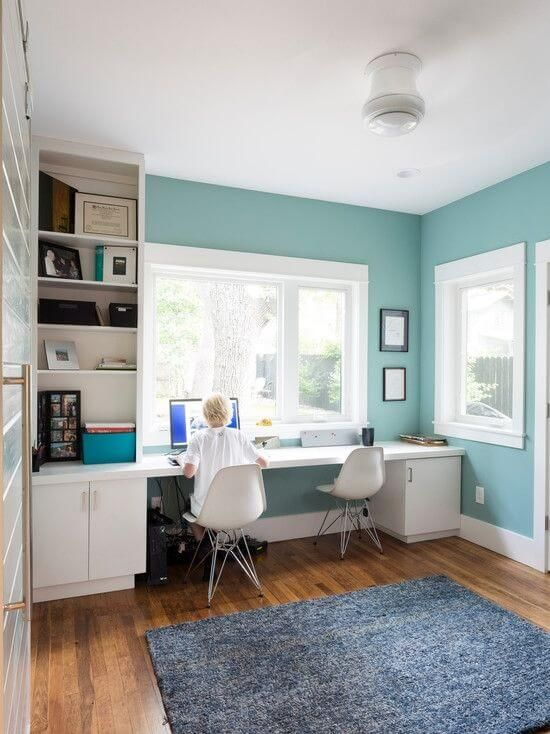 70+ Creative Home Office Design Ideas to Increase Your Productivity