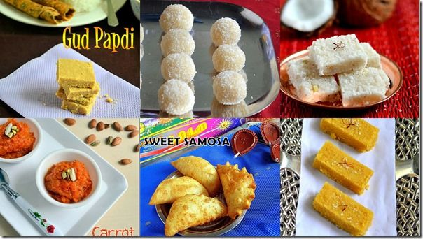 12 Easy Diwali Sweets Recipes to crack this Diwali 2014 !